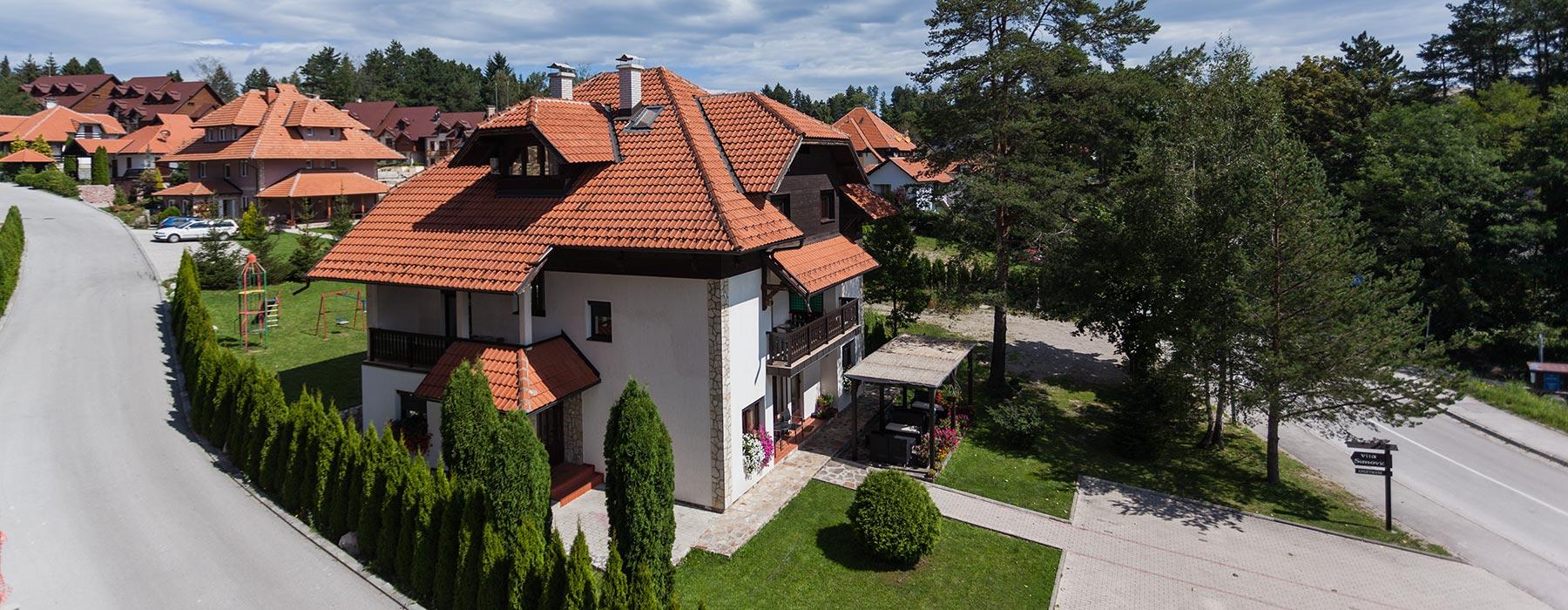 Vila Simovic - Zlatibor